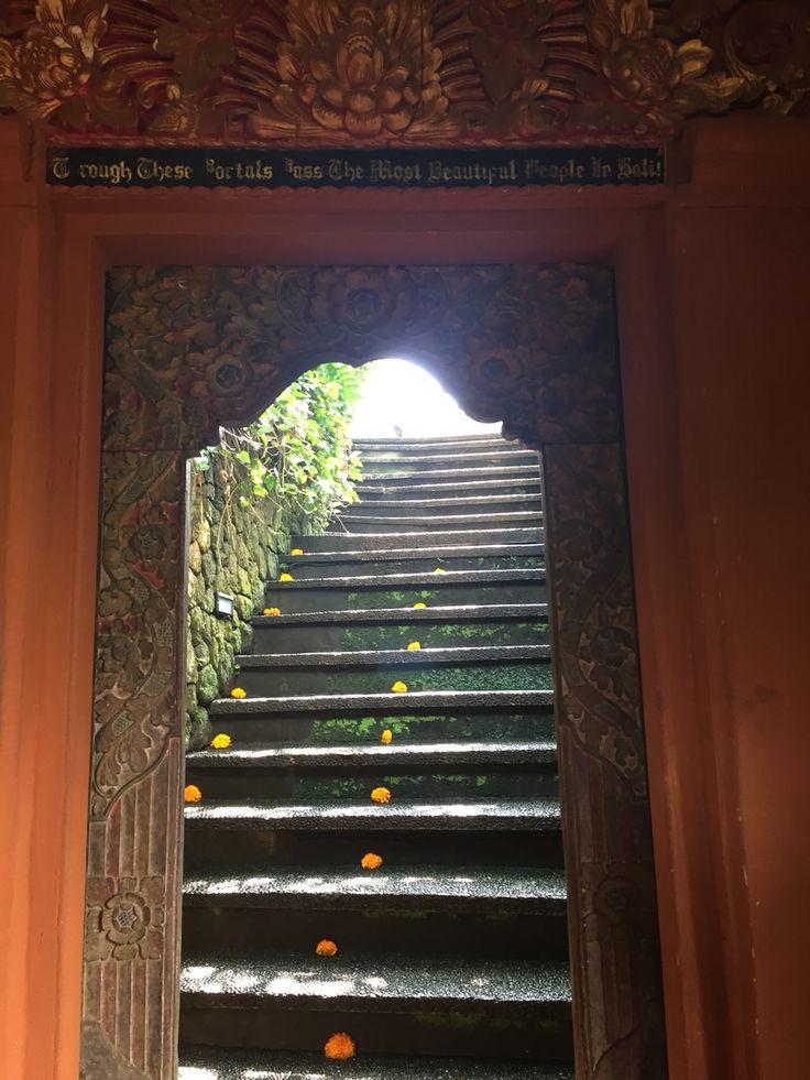 The Stairs #blancomuseum #bali #indonesia