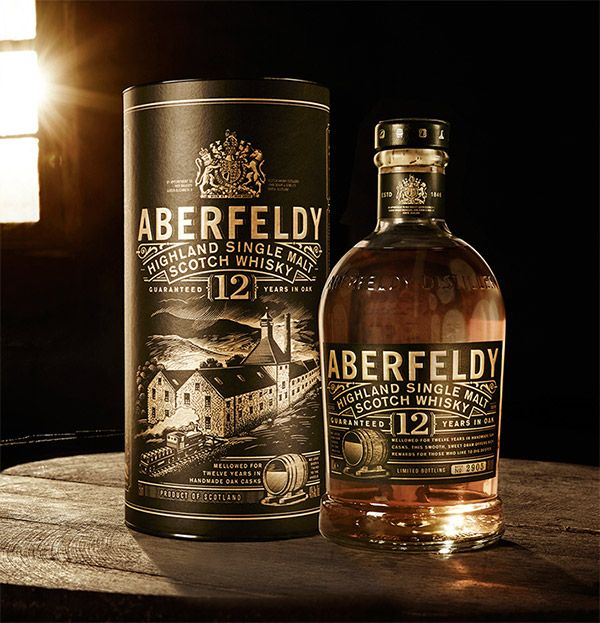 Aberfeldy | Highland Single Malt Scotch Whiskey by Stuart Miller