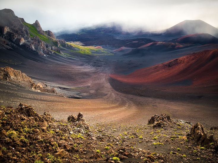 Life on Mars #photography #photo http://photography.nationalgeographic.com/photography/photo-of-the-day/haleakala-slope-scene/