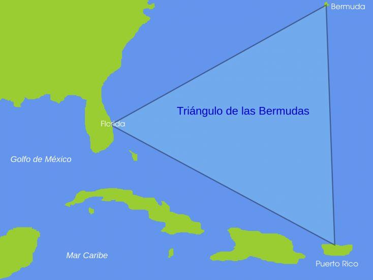 triangulo de las bermudas secreto