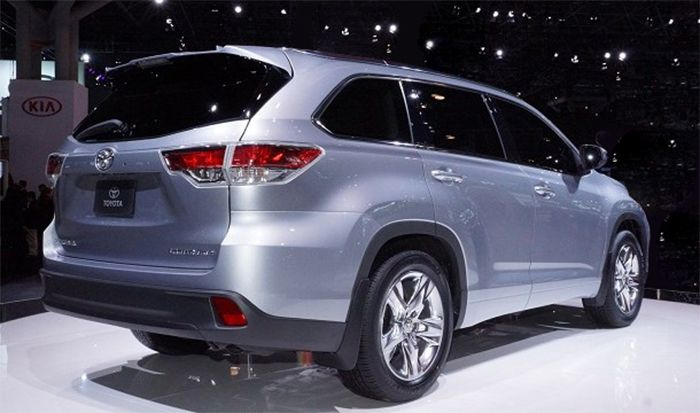 2019 Toyota Highlander Release Date, Changes >> 2019 Toyota Highlander Changes Release Date Highlander Toyota