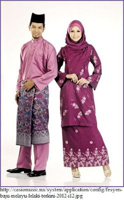 this is Brunei clothing.