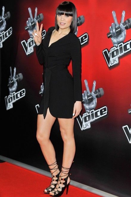 Jessie J Hot | Jessie J Leads Judges Line-Up At The Voice UK Series 2 Launch