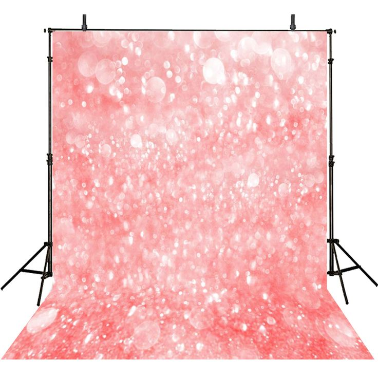 Baby Photography Backdrops Twinkle Backdrop For Photography Pink Sparkle Background For Photo Studio Kids Foto Achtergrond #Affiliate