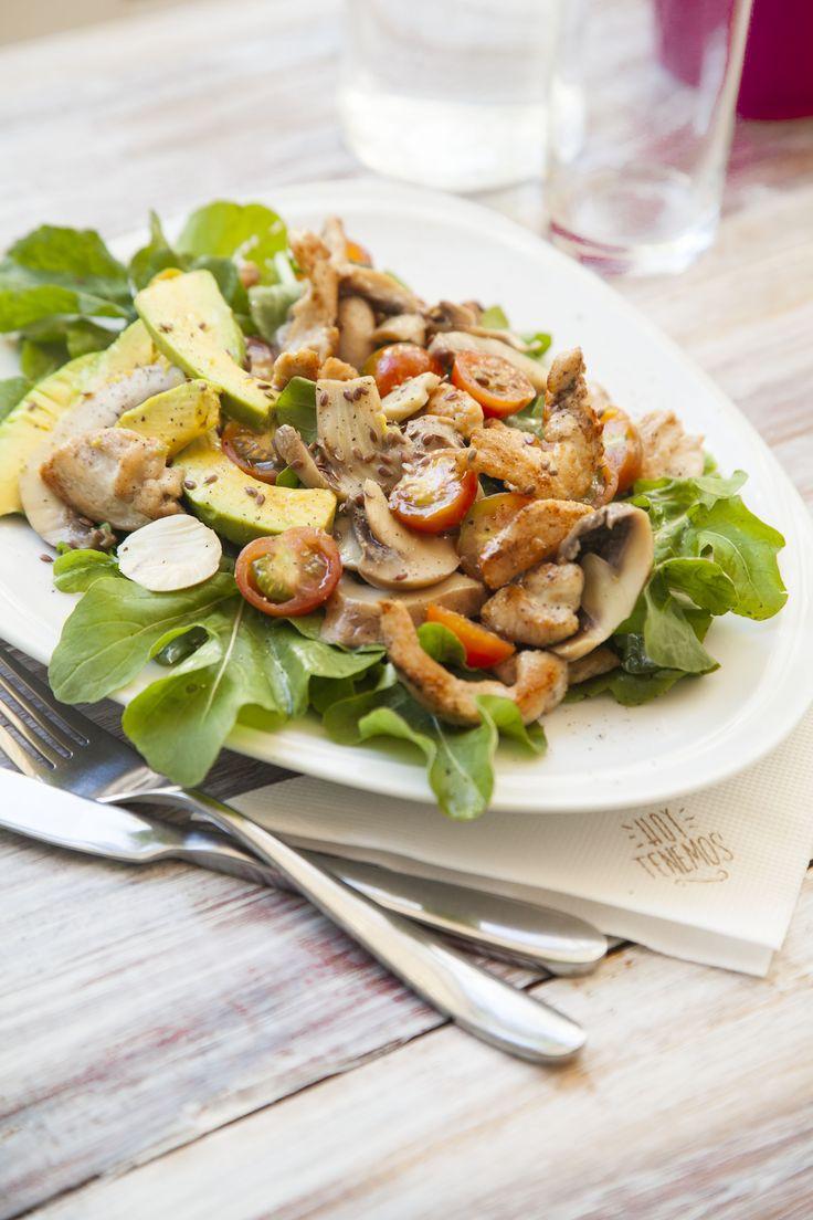 CeciGross salad