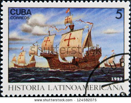 Christopher Columbus Boat | Christopher Columbus Boat Stock Photos, Illustrations, and Vector Art