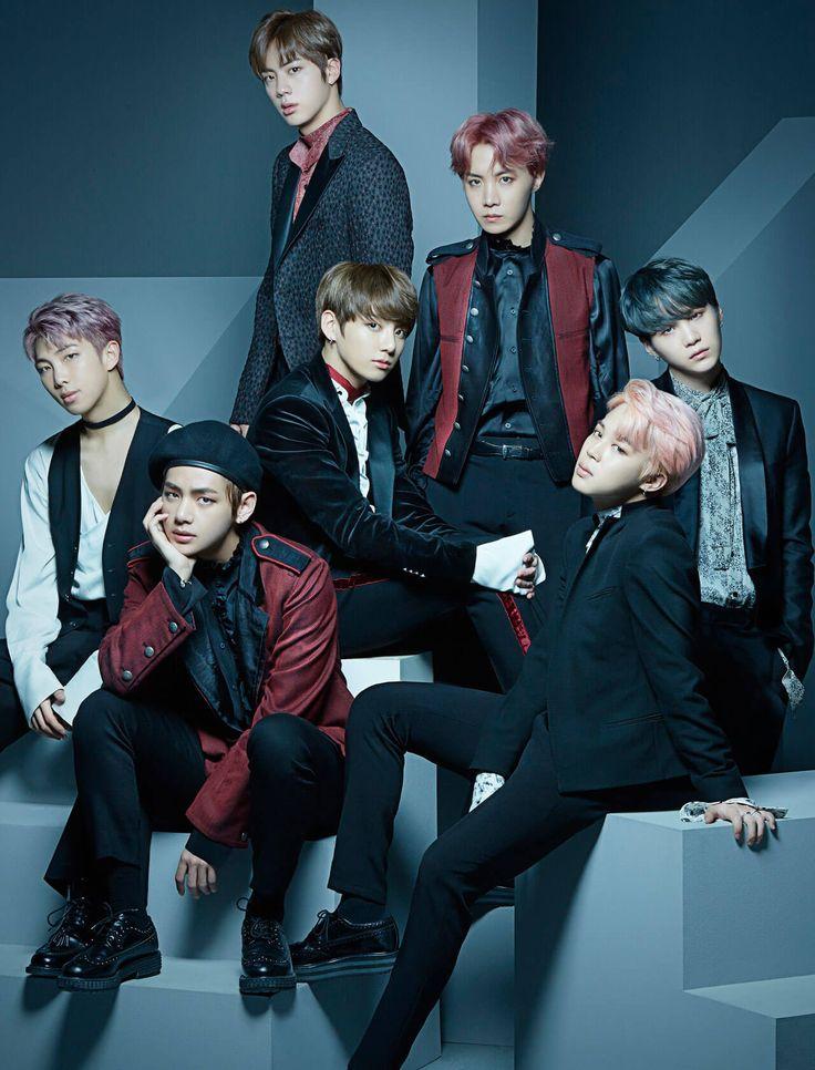 170501 | Mise à jour des photos de profil des BTS sur leur site japonais officiel (bts-official.jp/profile/) | BANGTAN France