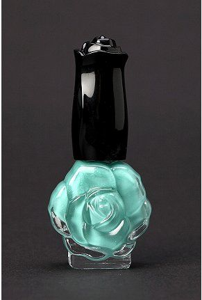 anna sui nail color #nail_polish ....the bottle is irresistible