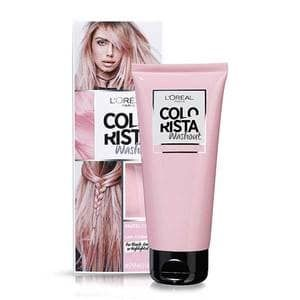 Colorista Washout Pink Semi-Permanent Hair Dye