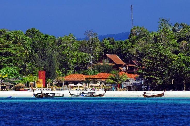 Pattaya Beach Thailand (Indian Ocean Island)