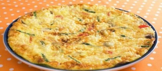 Frittata Di Maccheroni (pasta Omelet) recept   Smulweb.nl