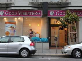 Polk Street Good Vibrations Sex Toy Store - Home of the Antique Vibrator Museum, Gallery, and Adult Workshops #San #Francisco #Sex