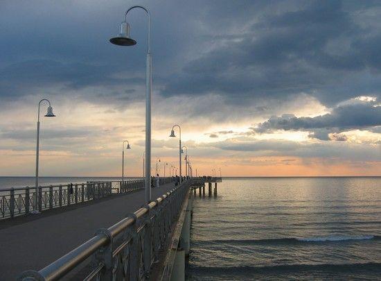 A suggestive view of #Marina di Pietrasanta, along the coast of #Toscana