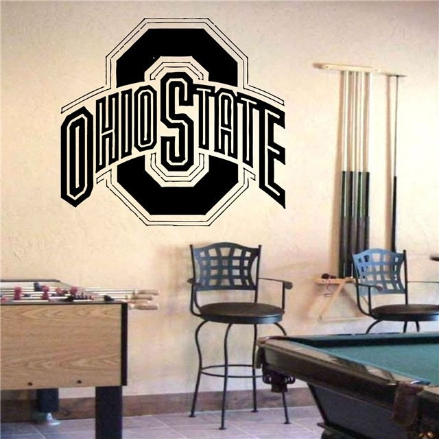 Images About Garage Remodel On Pinterest Sports Logos - Custom vinyl wall decals for garage