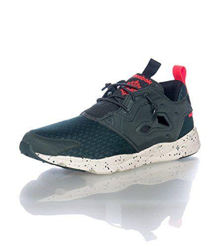 Reebok Furylite Sneaker Green 9.5 Reebok http://www.amazon.com/. Reebok  FuryliteSneakers FashionShoes SneakersMen's ...
