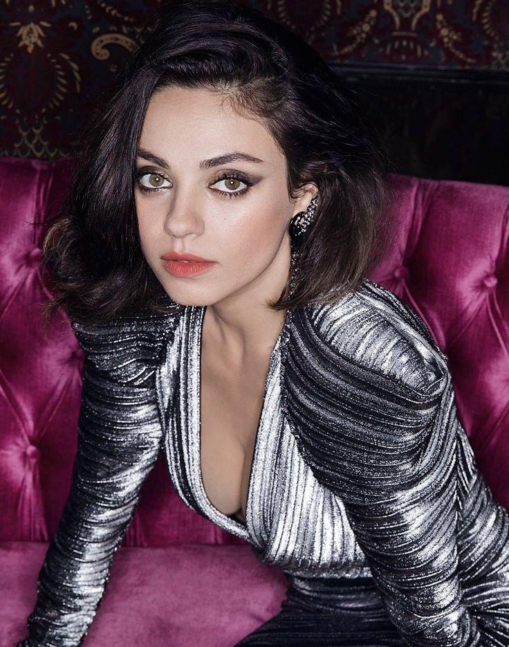 Mila Kunis  Beautiful pose for  Edit ( digital ) Magazine ( November 2017 ) shared to groups 11/21/17