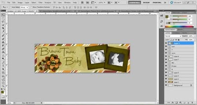 Chelsea's Attic: Designing a Blog Banner in Photoshop (for dummies like me)