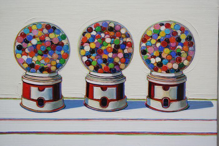Wayne Thiebaud à l'honneur - ARTGORA