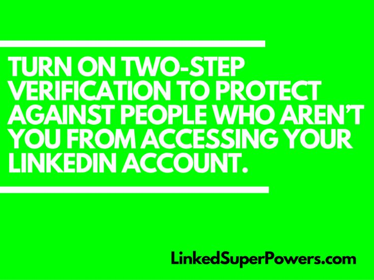 12 Ways to Protect Your #LinkedIn Account https://www.linkedin.com/pulse/12-ways-protect-your-linkedin-account-dennis-koutoudis?trk=hp-feed-article-title-like