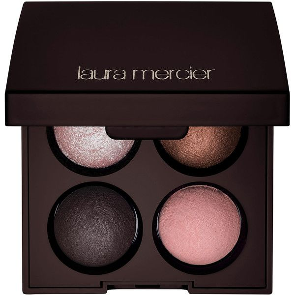 Laura Mercier Baked Eye Colour Quad ($44) ❤ liked on Polyvore featuring beauty products, makeup, eye makeup, eyeshadow, beauty, laura mercier eye makeup, laura mercier, laura mercier eye shadow, bright eyeshadow and bright eye makeup