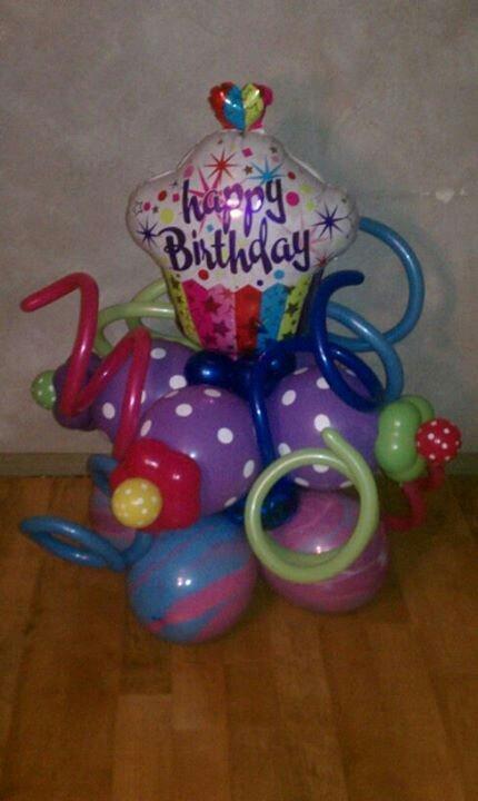 Balloon Bouquet Fort Worth 108