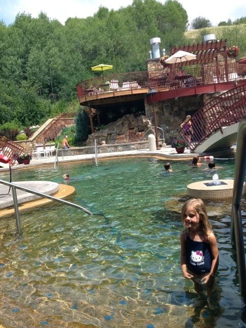 Old Town Hot Springs - Steamboat Springs