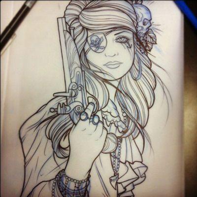 Tattoo Artwork by Dave Olteanu
