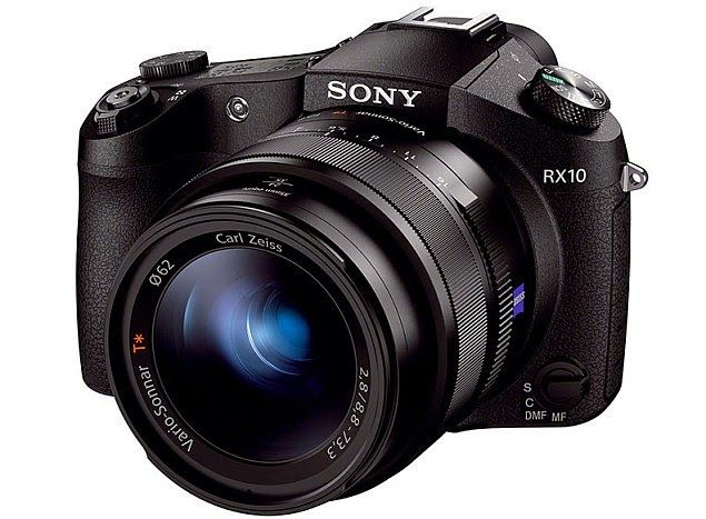 Le Macchine Fotografiche On-line: Sony Cyber-shot RX10