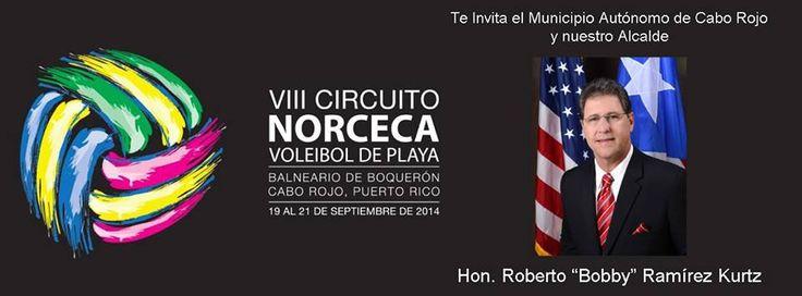 Voleibol de Playa NORCECA @ Balneario de Boquerón, Cabo Rojo #sondeaquipr #deportespr #volibolplayero #norceca #balnearioboqueron #caborojo