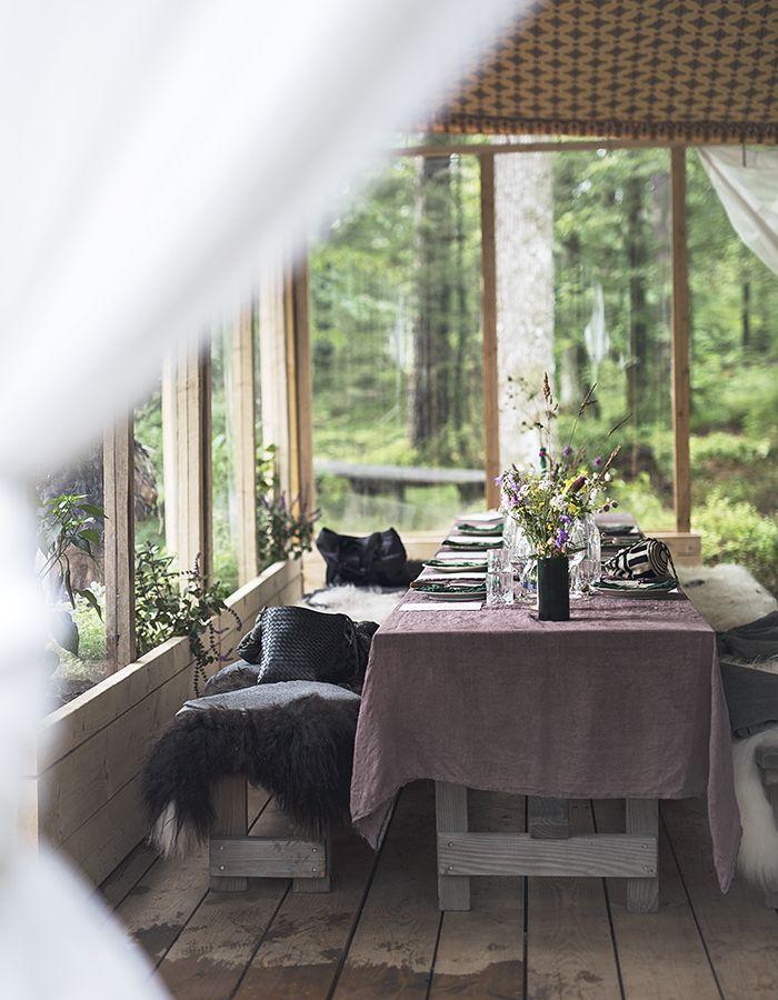 Stedsans in the Woods www.gretchengretchen.com