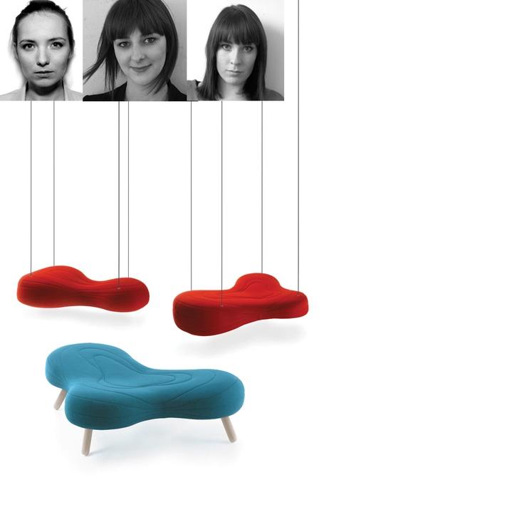 Julia Pawlikowska, Urszula Burgieł, Olga Mężyńska - Bouli  designedforpoznan.pl