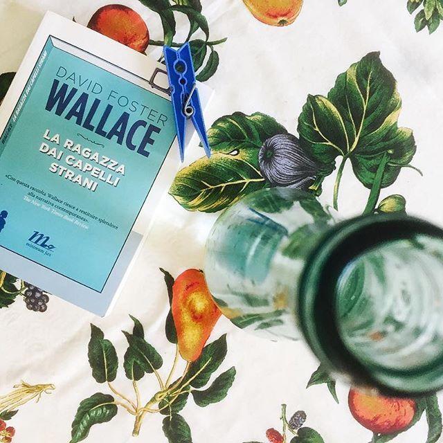 Libro del mese — l'intramontabile D.F. Wallace