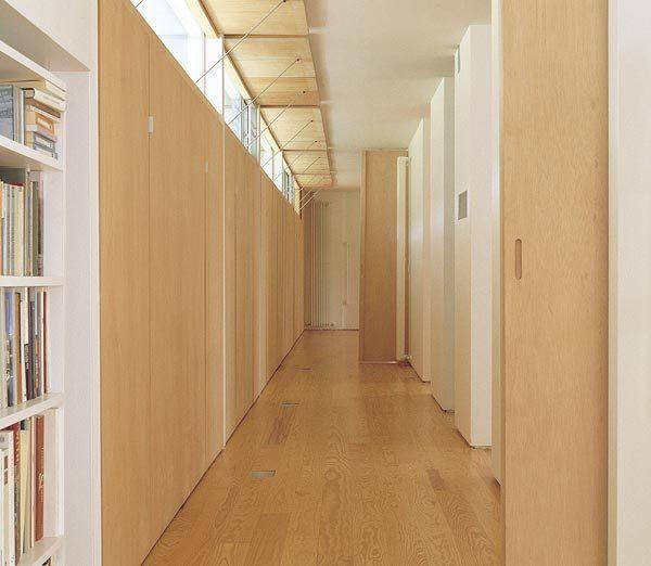 ventanas lucernario pasillo - Buscar con Google