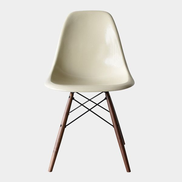 Eames DSW Off White