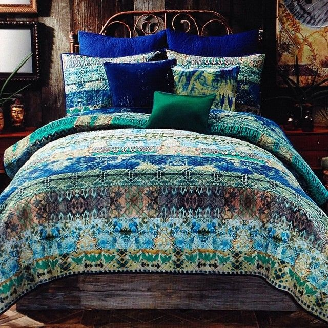 Tracyporter Poeticwanderlusts Photo Our Enchanting Brianna Quilt Is Now Live On Bedbathandbeyond
