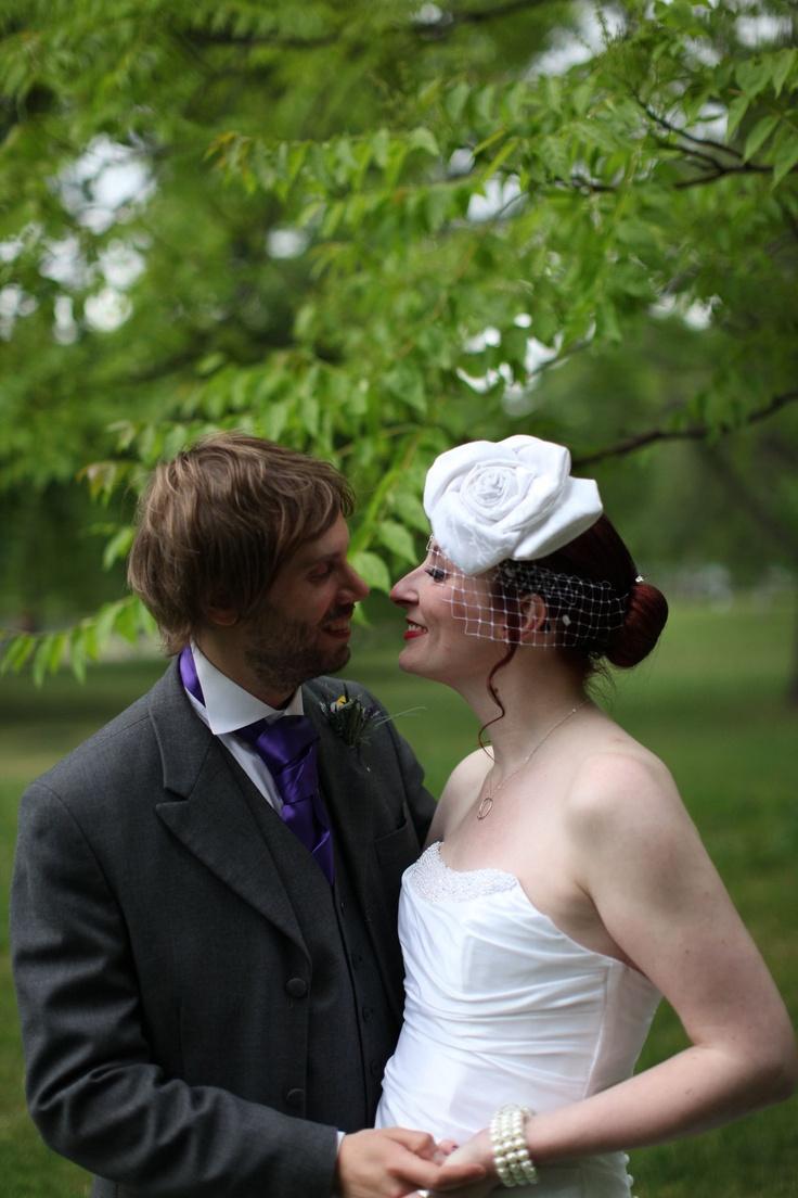 266 best Wedding Veils & Headpieces images on Pinterest ...
