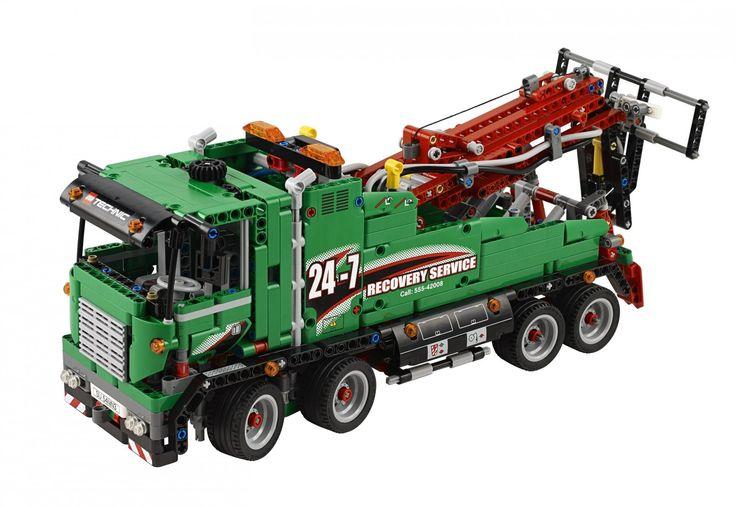 lego | LEGO 42008 - LEGO TECHNIC - Service Truck - Toymania Lego Online Shop