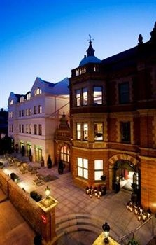 Dylan Hotel, Dublin, Ireland