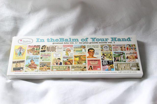 In theBalm of Your Hands - paleta pe care trebuie sa o ai