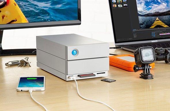 LaCie ujawnia 2Big 2-bay rozwiązania RAID z technologią Thunderbolt 3: Fotografia cyfrowa recenzję
