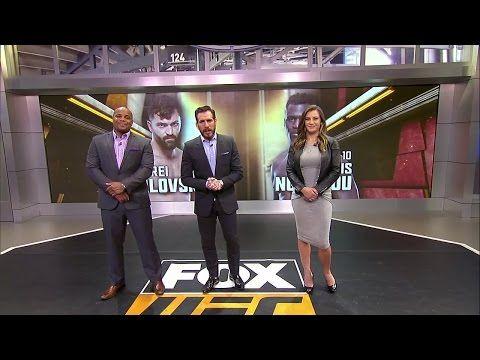 MMA Strikezone and Predictions - UFC Fight Night: Shevchenko vs. Pena | UFC TONIGHT
