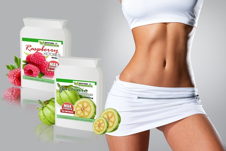 Buy Raspberry Ketone & Garcinia Weight Management Capsules - 1 or 3mth* Supply! UK deal for just £9.00 £9 instead of £20.91 (from Better Bodies) for a one-month supply* of garcinia cambogia and raspberry ketone supplements, £14.99 for a three-month supply* - save up to 57% + DELIVERY IS INCLUDED! BUY NOW for just £9.00