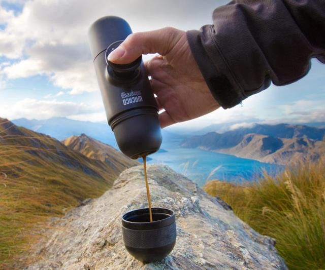 MiniPresso can make espresso anywhere.       >>> Deal of the day   http://amzn.to/2cA5RZv