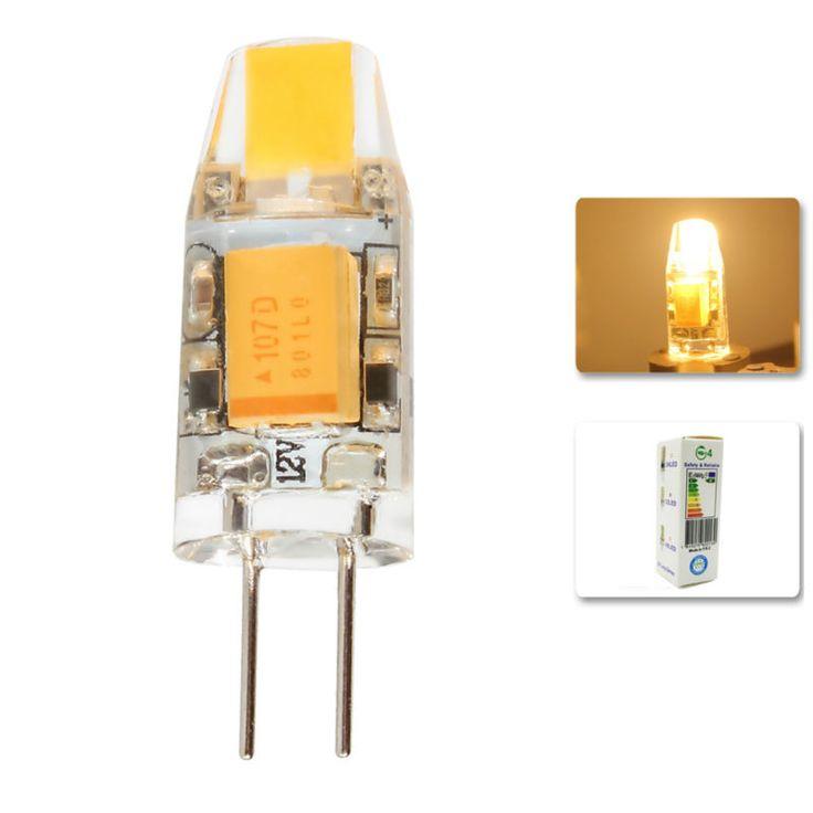 Epic  Pcs lot AC DC V Led ampoule Lampe SMD W Remplacer lampe halog uegrave re Angle de Faisceau luz lampada led