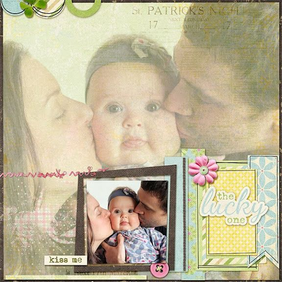 Layout by CT Léa with Lucky Me, on special as of 14 March 2015 for a limited time.