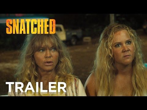 Snatched | Red Band Trailer [HD] Starring Amy Schumer, Goldie Hawn, Joan Cusack, Ike Barinholtz, Wanda Sykes, Christopher Meloni. In Theaters May 12, 2017 | 20th Century FOX