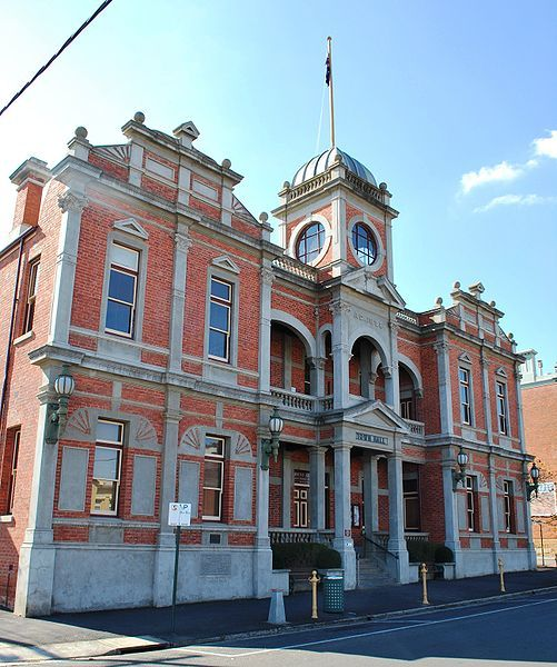 Castlemaine Shire Town Hall