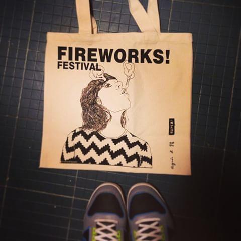 Yeaahhhhh baby ! #fireworks #carinebrancowitz