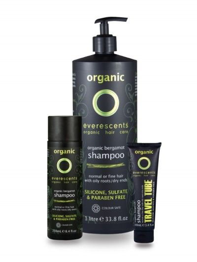 shampoo and conditioner for greasy hair