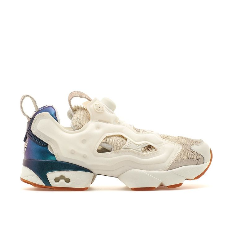 Instapump Fury CNY1 from the S/S2017 Reebok collection in white